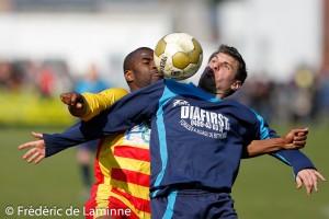 Football P1 Hainaut Solre-sur-Sambre – Gosselies