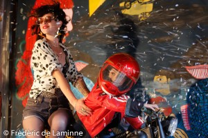 lors du Festival Namur en Mai qui s'est déroulé à Namur (ville) le 31/05/2014.