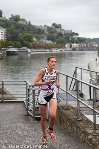 4ème triathlon de Namur qui s'est déroulé à Namur (parc de la Plante) le 30/08/2014.