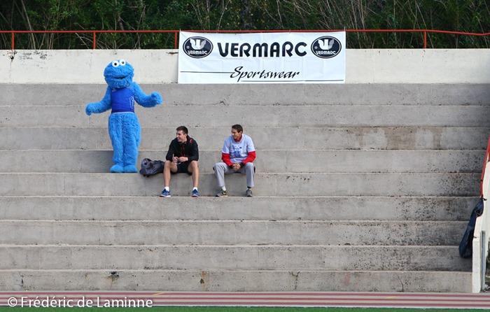 lors du Championnats de Belgique de Relais qui s'est déroulé à Jambes (Stade Adeps) le 21/09/2014.