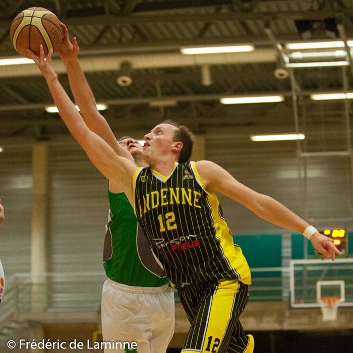 Match de Basket-ball R2: Andenne-Sprimont qui s'est déroulé à Andenne (Andenne Arena) le 13/05 /2015.
