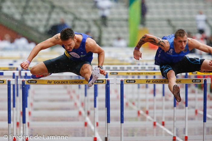 DEGHELT ADRIEN (1565) du SMAC during finals of the Belgian Athletics Championship 2015 on 26/07/2015 in Brussels (Boudewijnstadion/ Stade Roi Baudouin)