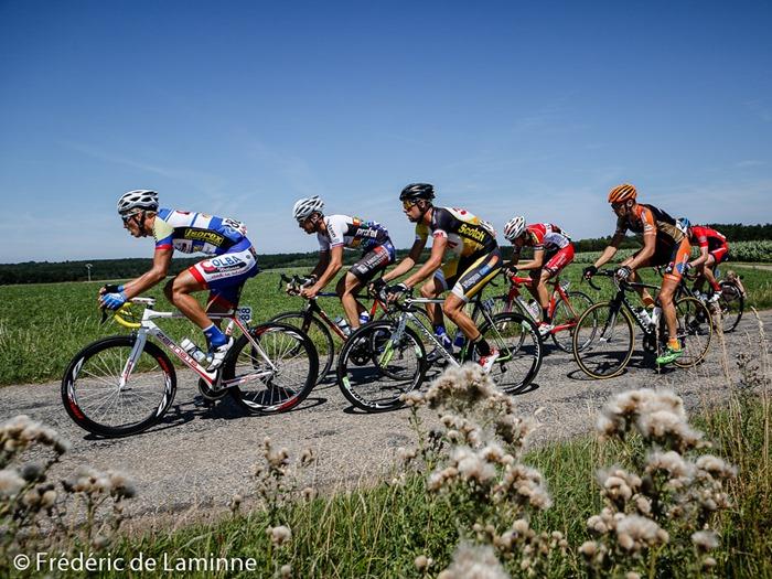 2ème étape du 68ème tour de la province de Namur entre Gedinne et Bièvre le 06/08 /2015.