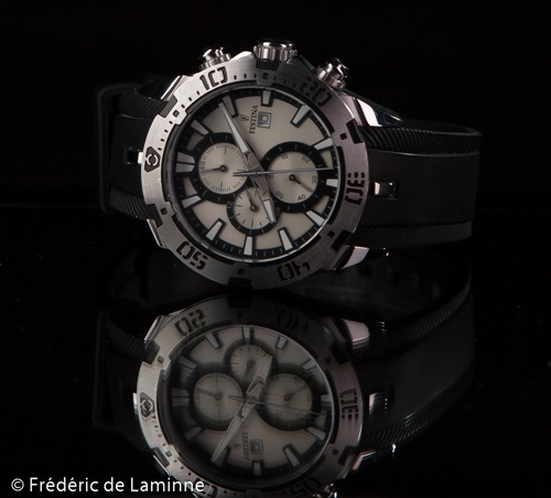 Photo de produit en studio :  Montre Festina