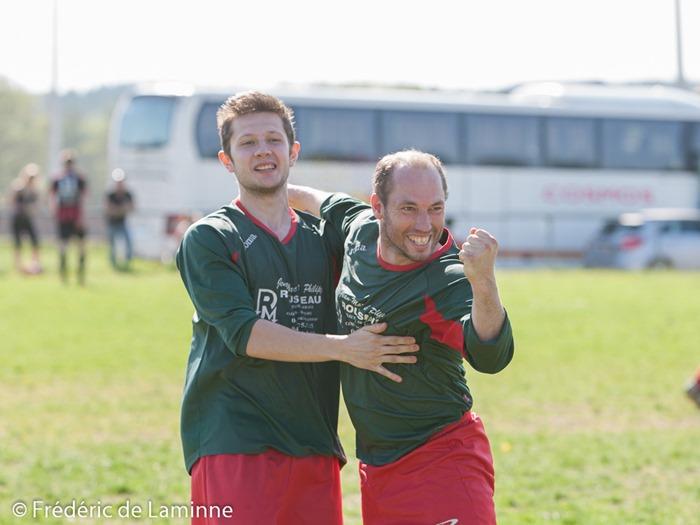 Match de Football Tour Final P4 Gr 3: Sinsin – Jemeppe B qui s'est déroulée à Sinsin (-) le 08/05/2016.