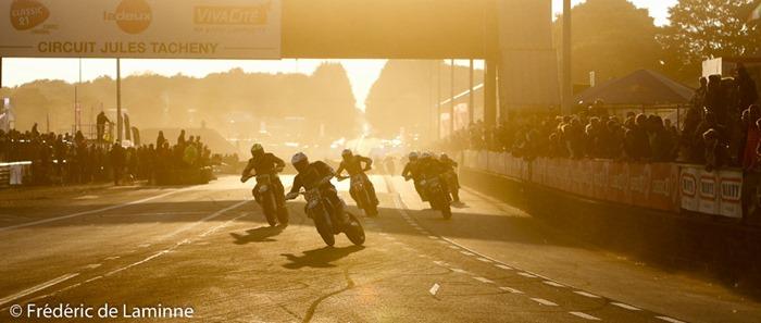 Finale supermoto lors du 30ème Superbiker qui s'est déroulé à Mettet (Circuit Jules Tacheny) le 09/10/2016.