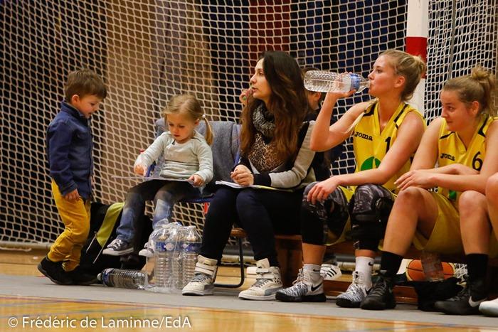Le BC Boninne a travaillé avec un nouveau coaching staff lors du Match de Basket-ball R2D: Andenne – Boninne qui s'est déroulé à Andenne (Andenne Arena) le 23/04/2017.