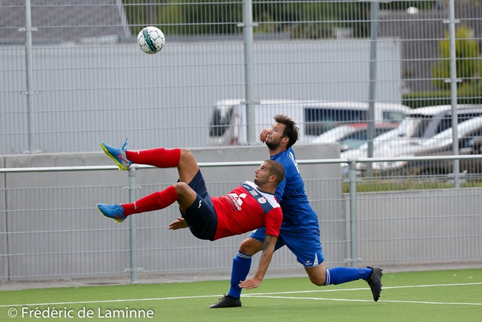 Match de Football Croky Cup: Loyers A – Onhaye qui s'est déroulé à Loyers (-) le 06/08/2017.