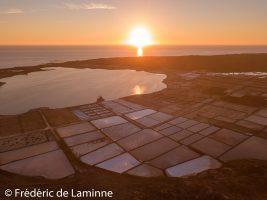 Marais salants / Salinas de Janubio, Yaiza, Lanzarote qui s'est déroulé à  () le 17/06/2019. Photo : Frédéric de Laminne