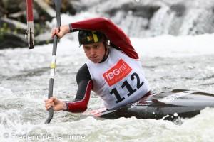 Coupe de Belgique 2009 – Slalom Canoë-Kayak